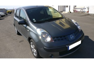 Nissan Note-2 rent a car