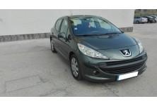 Peugeot 207 rent a car